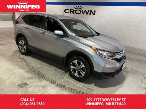 Certified Pre-Owned 2018 Honda CR-V LX AWD / Certified / 7 year PT warranty / Heated seats / Remote