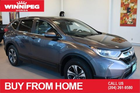 Certified Pre-Owned 2017 Honda CR-V Certified / LX / AWD / Bluetooth / Heated seats / Rear view came