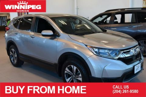 Certified Pre-Owned 2017 Honda CR-V LX / AWD / Bluetooth / Heated seats / Honda sensing / Rear view