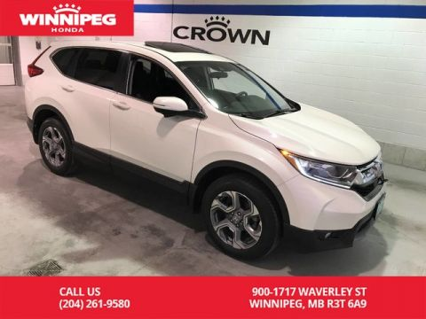Pre-Owned 2018 Honda CR-V Certified/EX/Apple car play/Bluetooth/Heated seats
