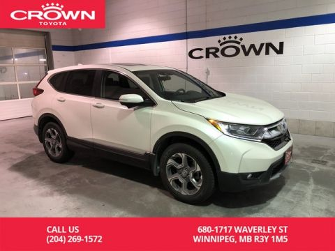 Pre-Owned 2017 Honda CR-V EX AWD / Lease Return / Clean Carproof / Local / Great Condition