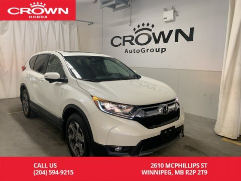 Pre-Owned 2018 Honda CR-V EX-L AWD/ ACCIDENT-FREE HISTORY/ ONE OWNER LEASE RETURN/ VERY LOW KMS/ apple car play&android auto/ heated seats/ push start/ econ mode