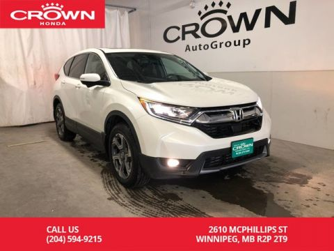 Pre-Owned 2018 Honda CR-V EX-L AWD/ LOW KMS/ BACKUP CAMERA/ BLUETOOTH/ APPLE CARPLAY & ANDROID AUTO