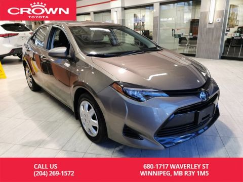 Pre-Owned 2019 Toyota Corolla LE / Toyota Safety Sense