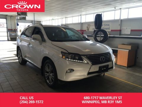 Pre-Owned 2014 Lexus RX 350 AWD 4dr F Sport