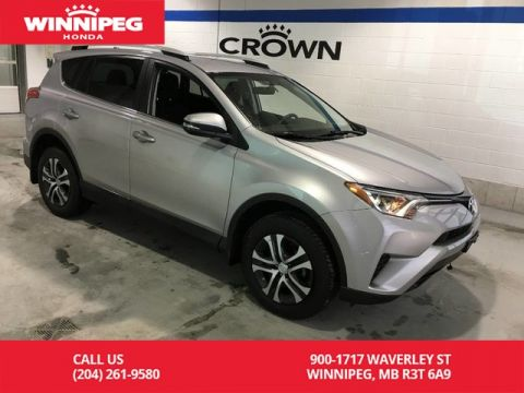 Pre-Owned 2016 Toyota RAV4 AWD/LE/Bluetooth/heated seats/rear view camera
