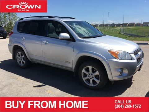 Pre-Owned 2009 Toyota RAV4 Local Trade | V6 Limited