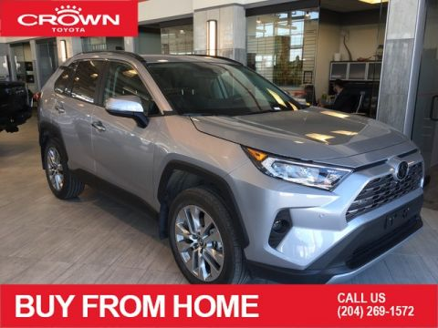 Certified Pre-Owned 2020 Toyota RAV4 AWD Limited