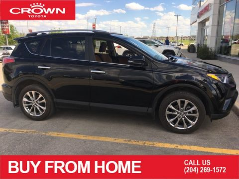 Pre-Owned 2017 Toyota RAV4 Accident Free | Local Trade | One Owner | Limited