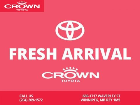 Pre-Owned 2018 Toyota RAV4 SE AWD / Local / One Owner / Leather / Navigation / Best Value In Town