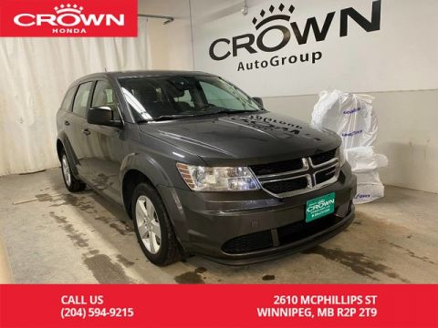 Pre-Owned 2014 Dodge Journey FWD 4dr Canada Value Pkg/ ONE OWNER/ LOW KMS/ KEYLESS ENTRY/ USB PORTS/ INCLUDES WINTER TIRES