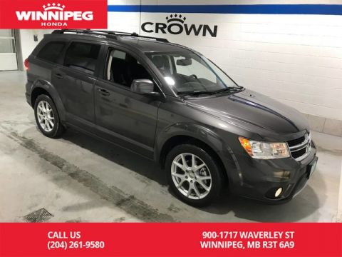 Pre-Owned 2017 Dodge Journey Only 5,000kmAWD/SXT/Accident free/Super low kilometres