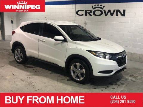 Certified Pre-Owned 2017 Honda HR-V LX / Certified / Heated seats / Rear view camera / 7 year PT warranty