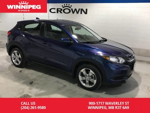 Pre-Owned 2017 Honda HR-V Certified/LX/Bluetooth/heated seats/All wheel drive