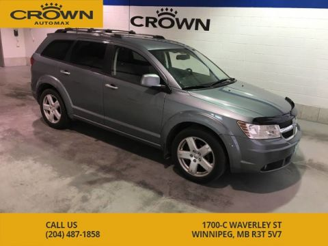 Pre-Owned 2010 Dodge Journey AWD 4dr R/T