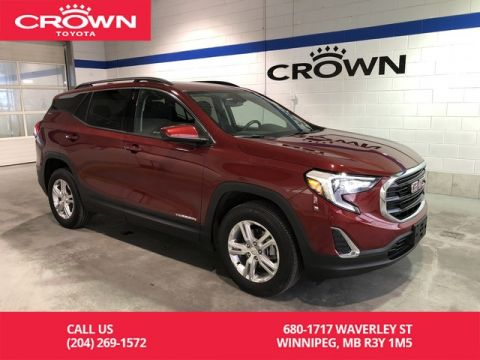 Pre-Owned 2018 GMC Terrain SLE AWD / Local / One Owner / Highway Kms / Great Condition