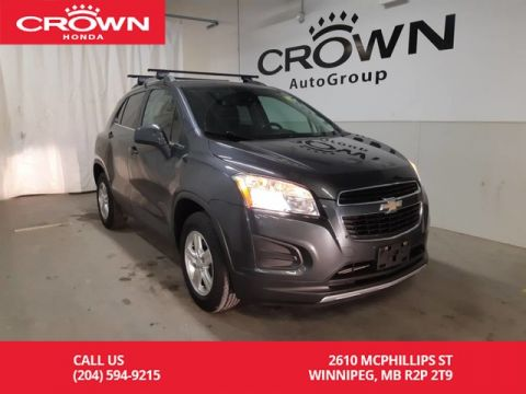 Pre-Owned 2013 Chevrolet Trax AWD 4dr LT w/1LT/ one owner/