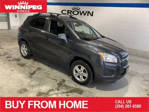Pre-Owned 2013 Chevrolet Trax AWD 4dr LT w/1LT