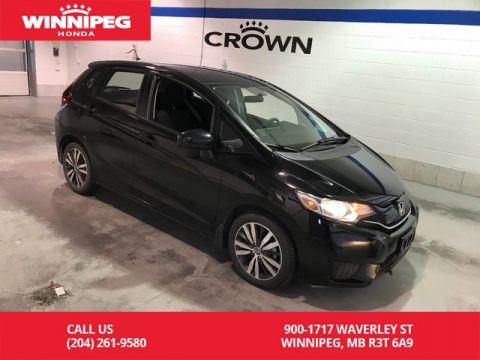 Pre-Owned 2017 Honda Fit 5dr HB CVT SE