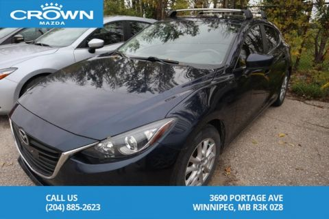 Pre-Owned 2016 Mazda3 GS **Accident Free**