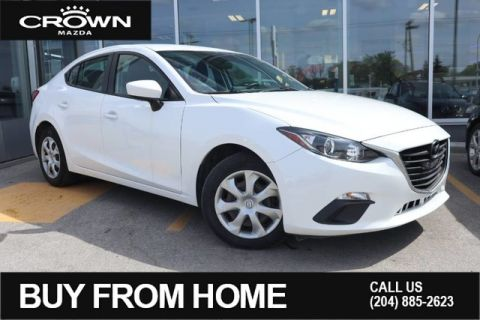 Pre-Owned 2016 Mazda3 GX **Crown Original**