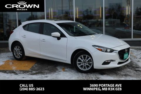 Pre-Owned 2018 Mazda3 Sport GS **Accident Free/One Owner**