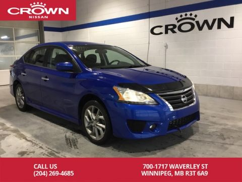 Pre-Owned 2014 Nissan Sentra SR *Bluetooth*