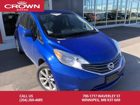 Pre-Owned 2014 Nissan Versa Note SL *Navi/360 Backup Cam/Bluetooth*