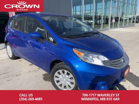 Pre-Owned 2016 Nissan Versa Note SV*BLUETOOTH/BACK-UP CAMERA*