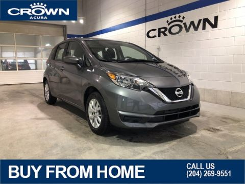 Pre-Owned 2019 Nissan Versa Note SV **Backup Camera** Heated Seats**