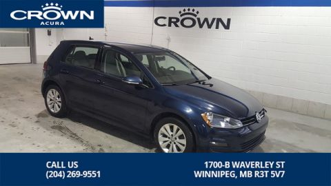 Pre-Owned 2015 Volkswagen Golf Trendline **Heated Seats** Alloy Rims**