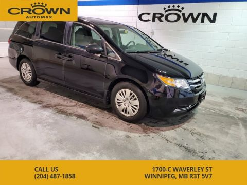 Pre-Owned 2015 Honda Odyssey 4dr Wgn LX