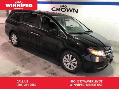 Pre-Owned 2015 Honda Odyssey EX/Power driver seat/Bluetooth/Heated seats/Power sliding doors