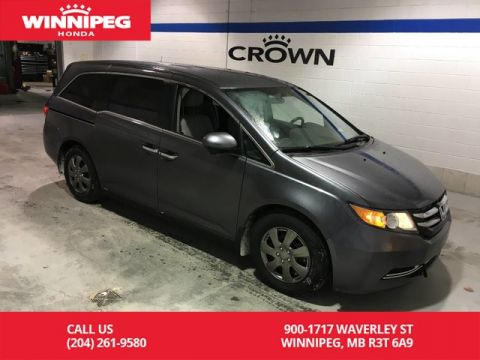 Pre-Owned 2016 Honda Odyssey EX/Power sliding doors/Rear view camera/Bluetooth