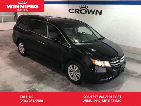 Pre-Owned 2015 Honda Odyssey EX w/RES/Power doors/Heated seats/Rear view camera