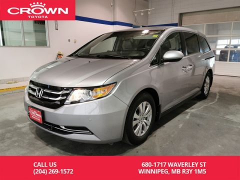 Pre-Owned 2016 Honda Odyssey EX-L w/RES / DVD / Local / Low Kms / Accident Free