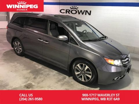 Pre-Owned 2016 Honda Odyssey 4dr Wgn Touring