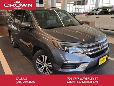 Pre-Owned 2016 Honda Pilot EX-L 4WD *Navigation/Bluetooth*