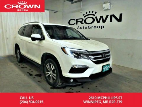 Pre-Owned 2016 Honda Pilot EX-L/***24th ANNUAL VICTORIA DAY SALE***/ navigation/one owner lease return/ accident-free history/