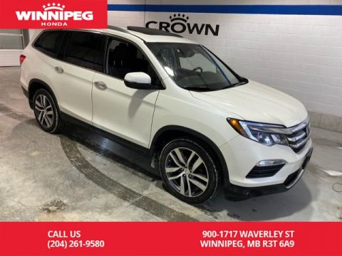 Pre-Owned 2017 Honda Pilot Touring / Navigation / Honda sensing / Heated steering wheel
