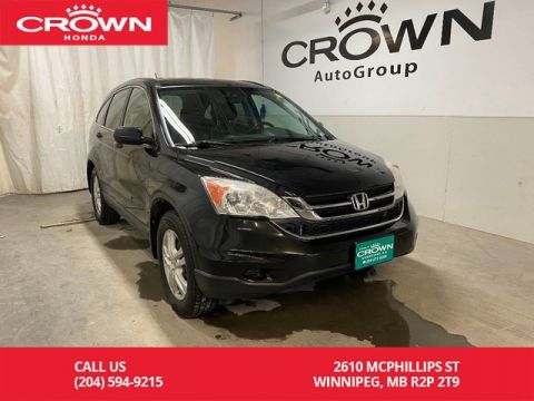 Pre-Owned 2011 Honda CR-V 4WD 5dr EX-L/ NAVI/ HEATED FRONT SEATS/ SUNROOF/ BLUETOOTH/ KEYLESS ENTRY