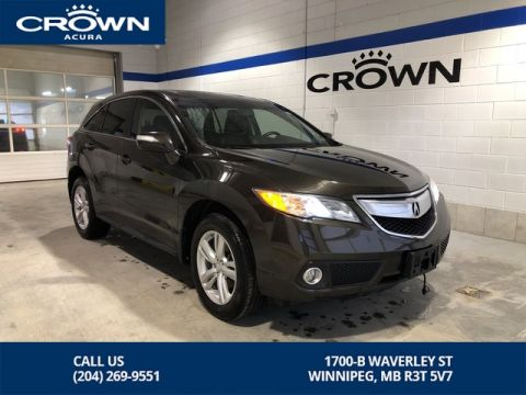 Pre-Owned 2015 Acura RDX Tech AWD **Very Low Kms** Navigation**