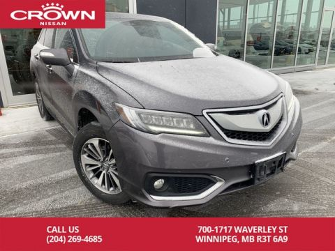Pre-Owned 2017 Acura RDX Elite AWD *Bluetooth/Navigation/Remote Start*