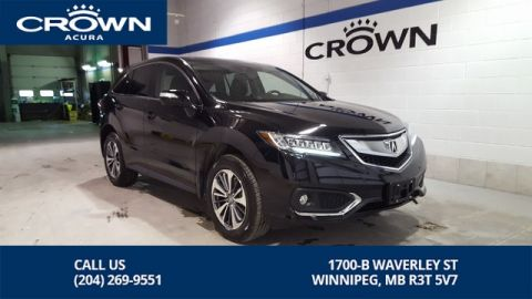 Certified Pre-Owned 2018 Acura RDX Elite AWD **1 Owner Lease Return** **Includes Remote Start**