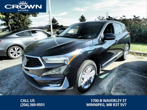 Pre-Owned 2019 Acura RDX Platinum Elite SH-AWD **Includes Winter Tires**