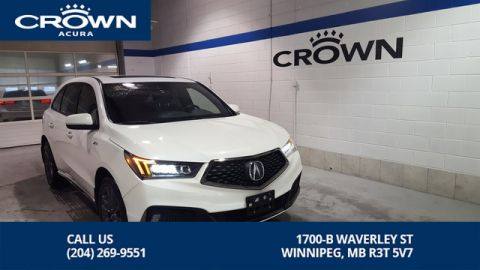 Pre-Owned 2019 Acura MDX A-Spec SH-AWD **Executive Demo** Remote Starter**