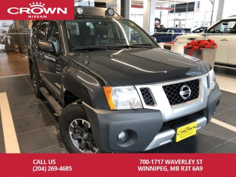 Pre-Owned 2015 Nissan Xterra PRO-4X Manual *Navigation/Heated Seats/Backup Camera*