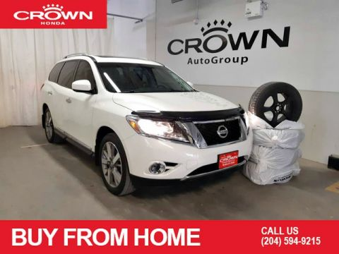 Pre-Owned 2015 Nissan Pathfinder 4WD 4dr Platinum
