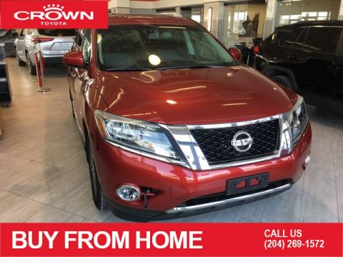Pre-Owned 2014 Nissan Pathfinder SL | One Owner | Local Trade