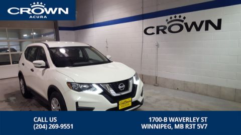 Pre-Owned 2017 Nissan Rogue S ** Remote Start** Heated Seats** Backup Camera**